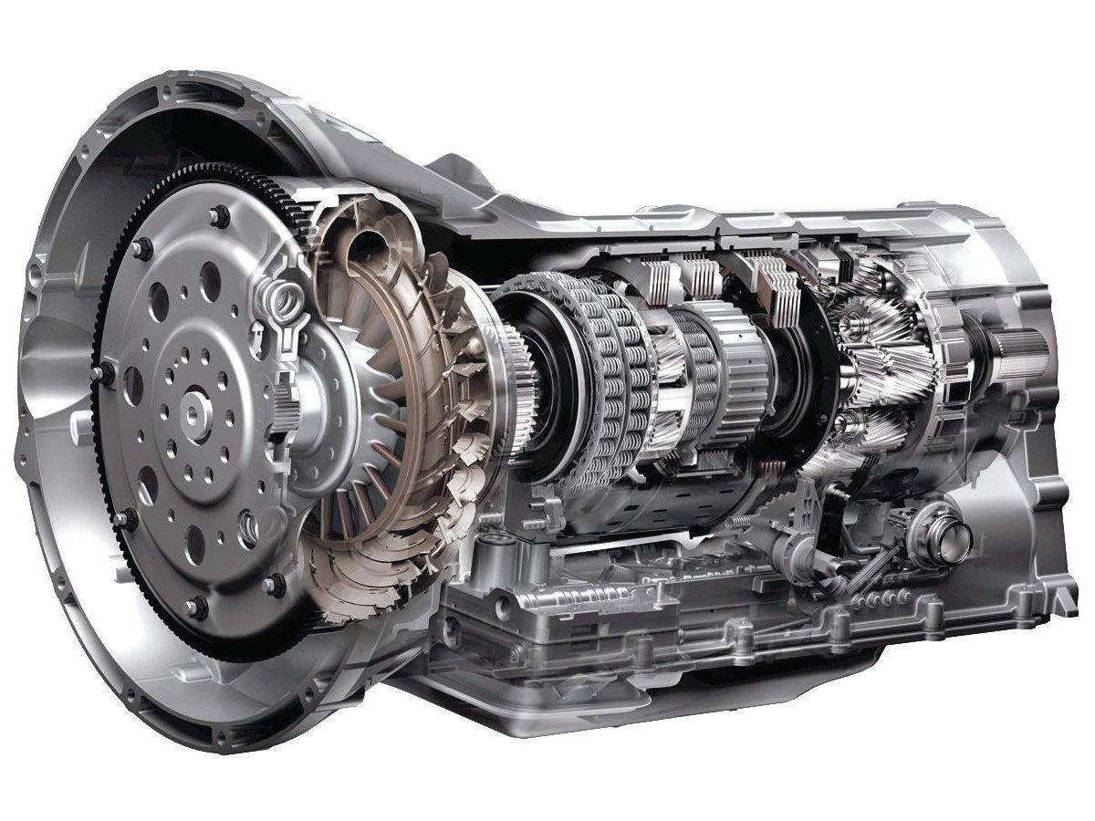 Ford 4R100 Transmission